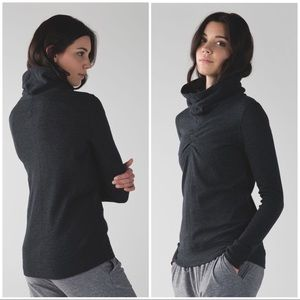 Lululemon It's a Cinch Reversible Pullover Sweater